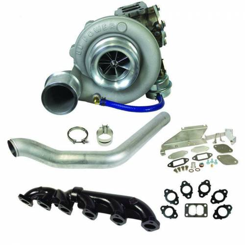 2006-2007 GM 6.6L LLY/LBZ Duramax - Turbo Chargers & Components