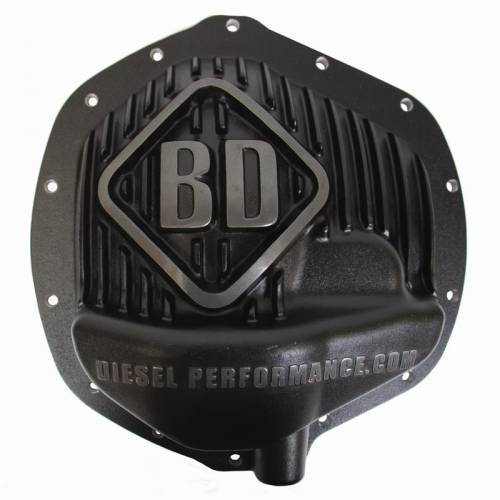Drivetrain & Suspension - Differential Covers