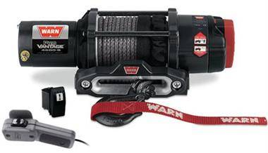2015 RZR 900S - WINCHES