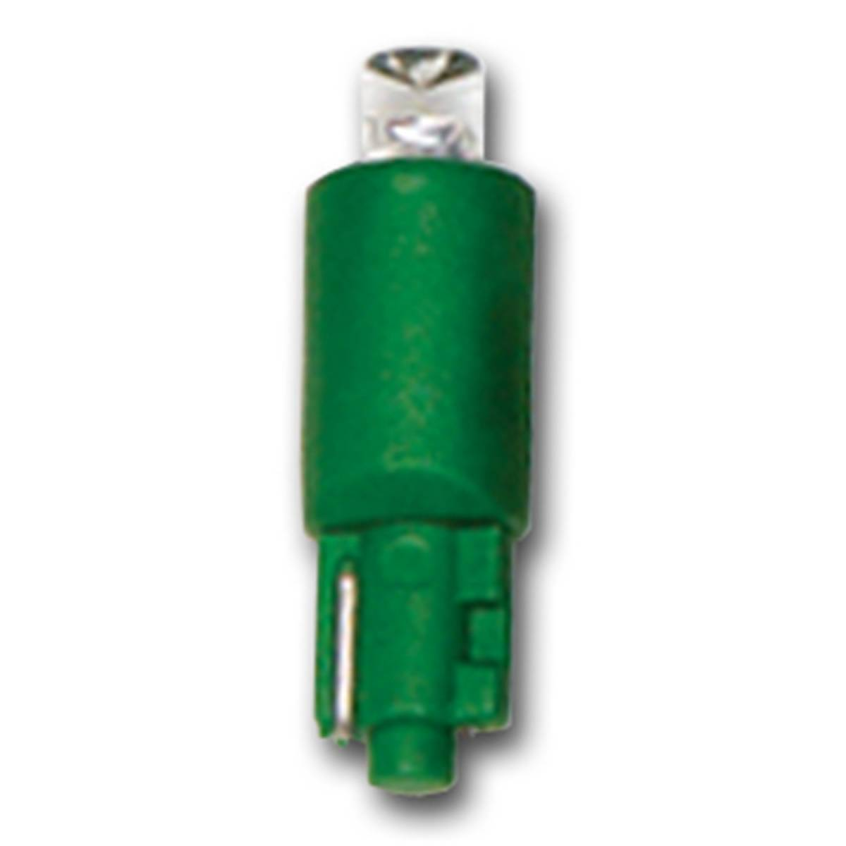 Autometer 3295 Led Bulb Replacement T1 3 4 Wedge Green