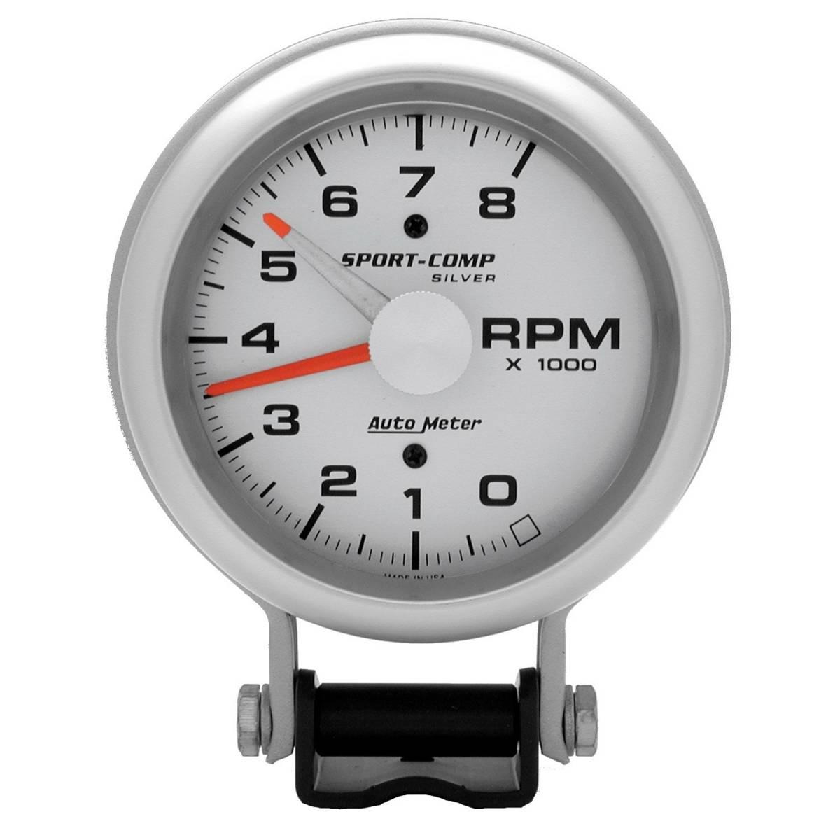 Autometer  3781 Gauge  Tachometer  3 3  4in   8k Rpm
