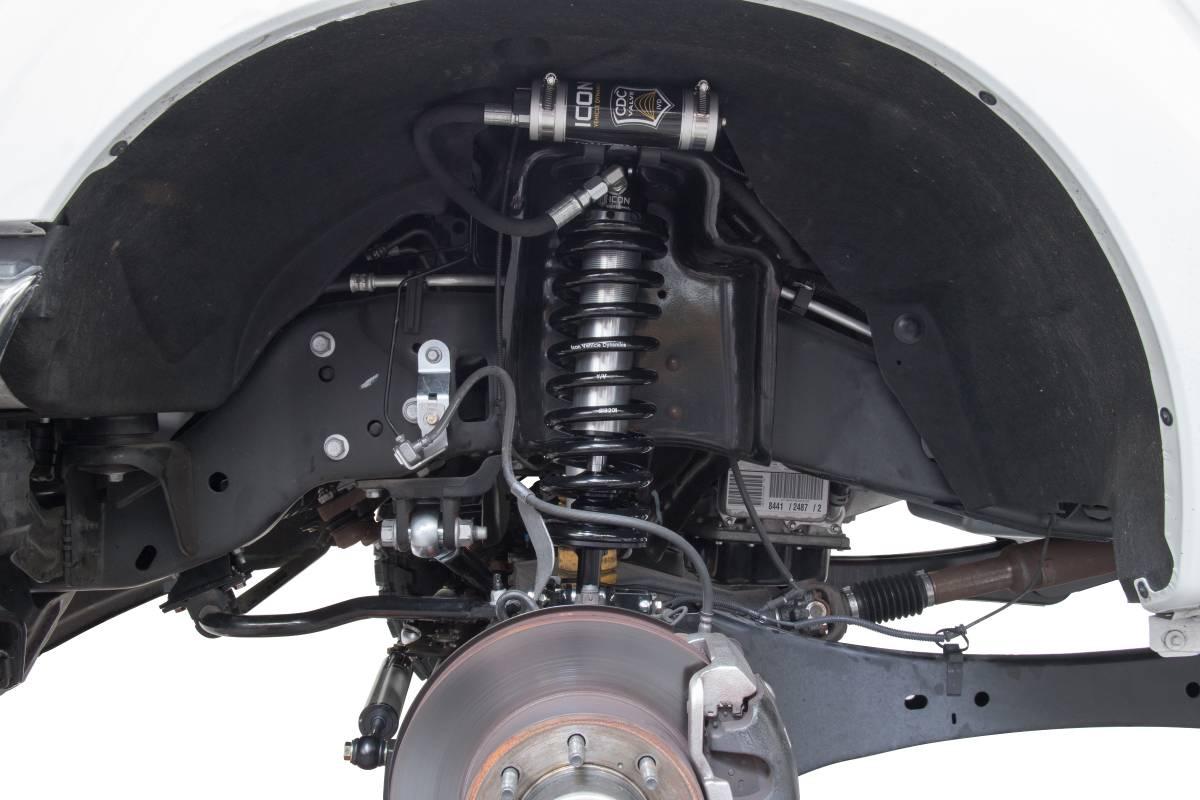 F250 Lift Kit >> ICON Vehicle Dynamics #K63114 05-07 FORD F-250/F-350 4-5.5 ...
