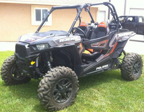 Polaris RZR - 2014 XP 1000