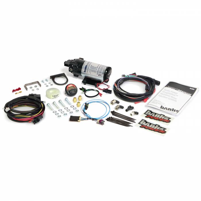 Banks Power - Banks Power Straight-Shot-Water-Methanol Injection System 45150