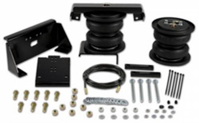 Air Lift - Air Lift LOADLIFTER 5000; LEAF SPRING LEVELING KIT; REAR; INSTALLATION TIME-2 HOURS OR LE 57410