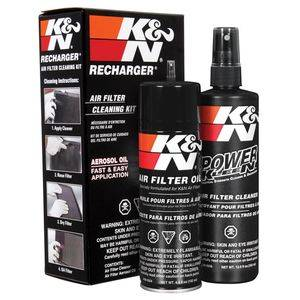 K&N 99-5000 Filter Care Service Kit Aerosol Recharger