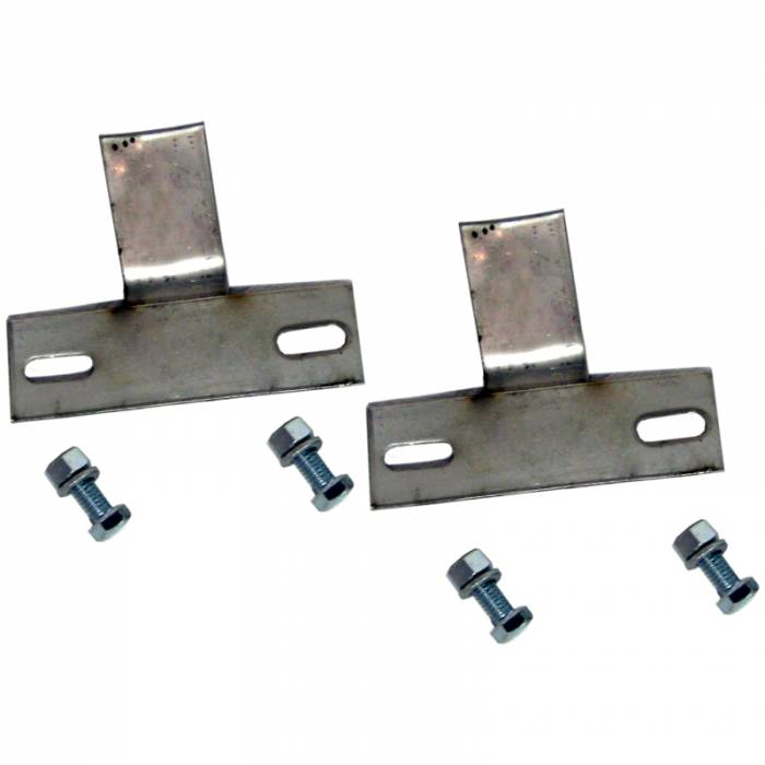 MBRP Exhaust - MBRP Exhaust Stainless steel mounting kit with hardware KT1001