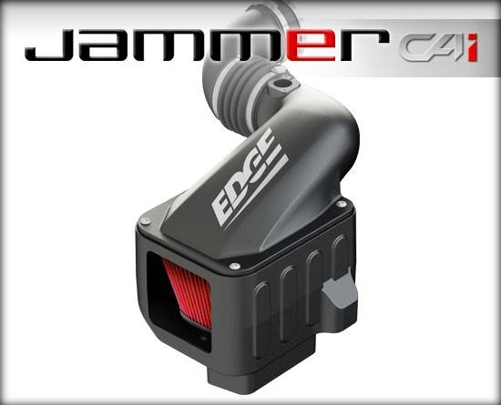 Edge Products - Jammer Cold-Air Intake (CAI) with Oiled Filter Chevy/GMC 2015 6.6L - 28248