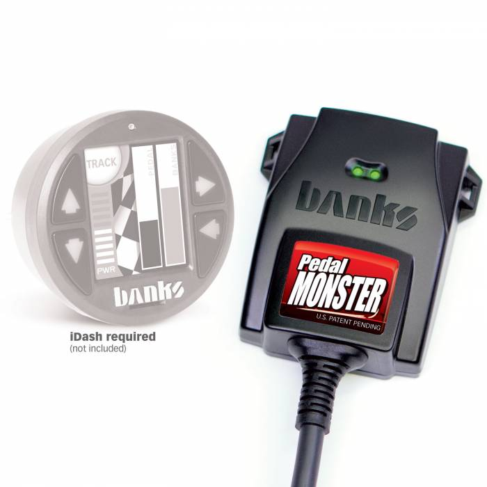 PedalMonster Kit Aptiv GT 150 6 Way Stand Alone For Use With iDash 1.8 Banks Power