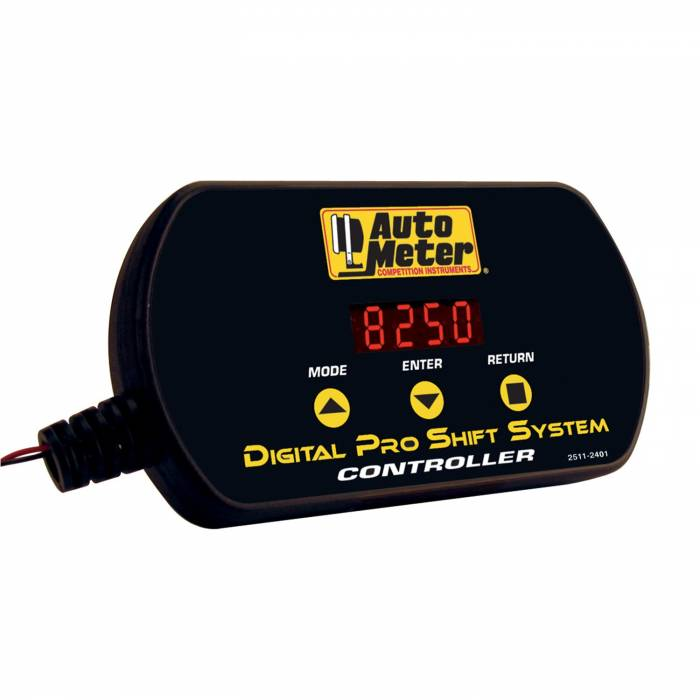 AutoMeter - AutoMeter Shift Light Controller; Digital; DPSS Level 1 5312