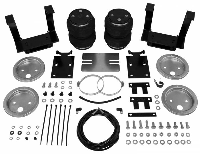 Air Lift - Air Lift LOADLIFTER 5000; LEAF SPRING LEVELING KIT; REAR; FOR COMMERCIAL CHASSIS ONLY; NO 57286