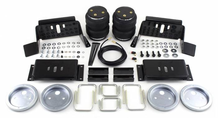 Air Lift - Air Lift LOADLIFTER 5000; LEAF SPRING LEVELING KIT; REAR; FOR USE WITH REESE 5TH WHEEL HI 57298