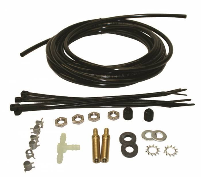 Air Lift - Air Lift REPLACEMENT HOSE KIT; INCL AIR LINE; HARDWARE; FOR PN 607XX 807XX SERIES ; 22007