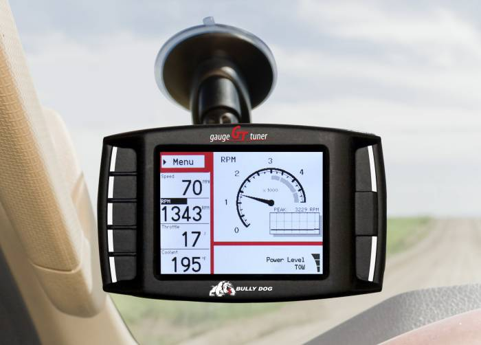 Bully Dog - Bully Dog GT diesel, vehicle tuner and multi-gauge vehicle monitor 40420