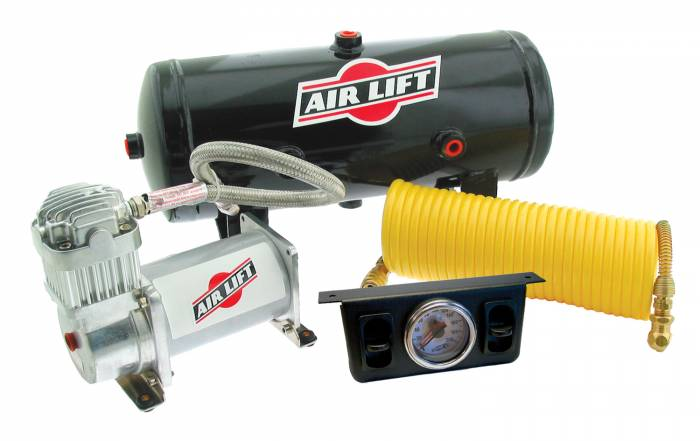 Air Lift - Air Lift ON BOARD AIR COMPRESSOR KIT 25572