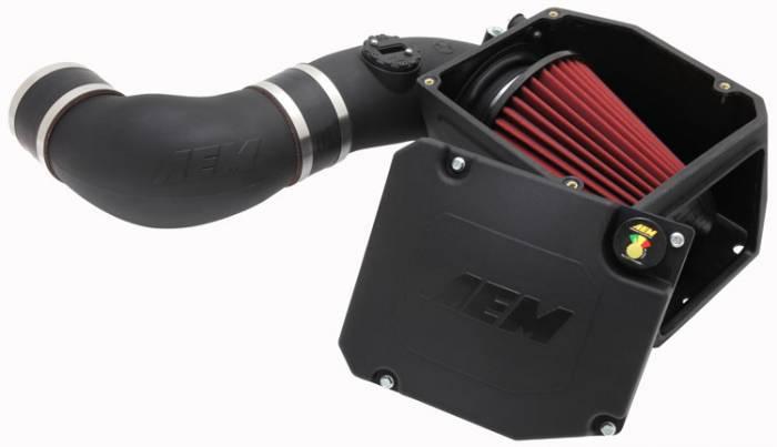 AEM Induction - AEM Induction AEM Brute Force HD Intake System 21-9033DS