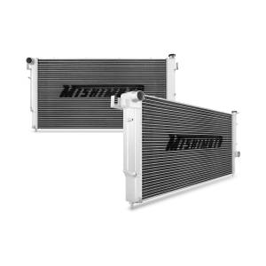 Dodge Cummins - 1998.5-2002 Dodge 5.9L 24V Cummins - MISHIMOTO - Dodge 5.9L Cummins Aluminum Radiator