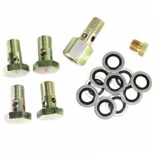 Engine & Performance - Fuel System - BD Diesel - BD Diesel Banjo Bolt Upgrade Kit - 2000-2002 Dodge 1050220
