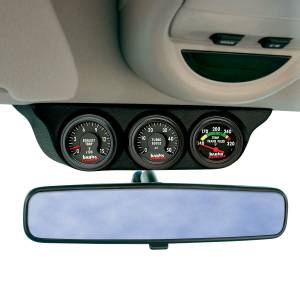 Interior Accessories - Gauges & Pods - Banks Power - Banks Power Overhead Console Pod, 3 Gauges 63361
