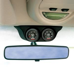 Banks Power - Banks Power Overhead Console Pod, 2 Gauges 63366