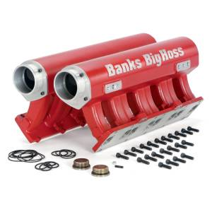 Banks Power - Banks Power Big Hoss RACING Intake Manifold System 42733