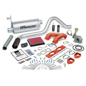 Dodge Cummins - 1998.5-2002 Dodge 5.9L 24V Cummins - Banks Power - Banks Power PowerPack Bundle, Complete Power System 49281-B