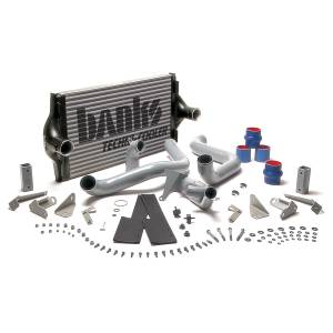 Engine & Performance - Intercoolers and Piping - Banks Power - Banks Power Techni-Cooler  Intercooler System with Boost Tubes 25970