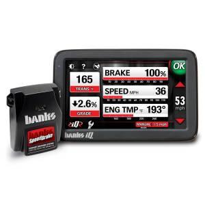 Banks Power Banks SpeedBrake with Banks iDash 5 inch screen 55466