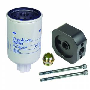 Engine & Performance - Fuel System - BD Diesel - BD Diesel Flow-MaX Add-On Pre Water Separator Filter Kit 1050340-WSP