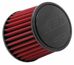 Accessories - Air/Fuel - AEM Induction - AEM Induction AEM DryFlow Air Filter 21-204DK