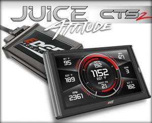 Engine & Performance - Programmers & Modules - Edge Products - 06-07 Dodge 5.9L Cummins Juice w/ Attitude CTS2 - 31504