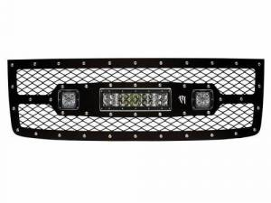 2004.5-2005 GM 6.6L LLY Duramax - Exterior Accessories - Grille