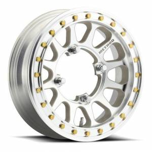 2017 XP 1000 - WHEELS - Method Race Wheels - 401-R UTV Beadlock Low Offset | Raw Machined