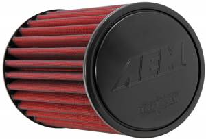 Engine & Performance - Air Intakes - AEM Induction - AEM Induction AEM DryFlow Air Filter 21-2019DK