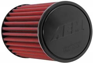 Accessories - Air/Fuel - AEM Induction - AEM Induction AEM DryFlow Air Filter 21-2069DK