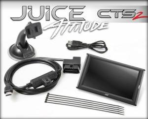 Engine & Performance - Programmers & Modules - Edge Products - 01-04  Duramax 6.6L LB7 Juice w/ Attitude CTS2 - 21500