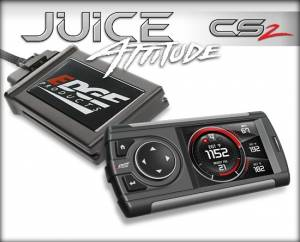 Engine & Performance - Programmers & Modules - Edge Products - 01-04 Duramax 6.6L LB7 Juice w/ Attitude CS2 - 21400