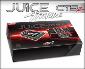 Engine & Performance - Programmers & Modules - Edge Products - 04.5-05 Duramax 6.6L LLY Juice w/ Attitude CTS2 - 21501