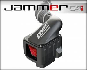 Engine & Performance - Air Intakes - Edge Products - Jammer Cold-Air Intake (CAI) with Oiled Filter Chevy/GMC 2015 6.6L - 28248