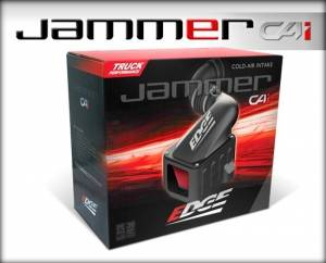 Edge Products - Jammer Cold-Air Intake (CAI) with Oiled Filter Chevy/GMC 2015 6.6L - 28248 - Image 3