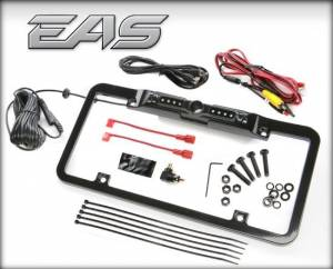 Edge Products - BACK-UP CAMERA LICENSE PLATE MOUNT FOR CTS & CTS2 - 98202 - Image 3