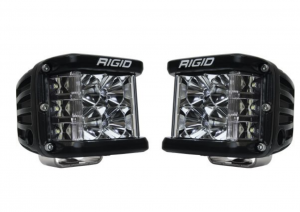 D-SS PRO FLOOD PAIR BLACK - Image 1