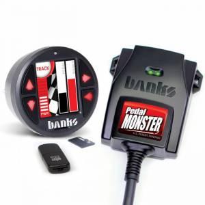 PedalMonster Kit Aptiv GT 150 6 Way With iDash 1.8 DataMonster Banks Power - Image 1