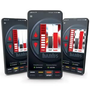 PedalMonster Kit Aptiv GT 150 6 Way With iDash 1.8 DataMonster Banks Power - Image 4