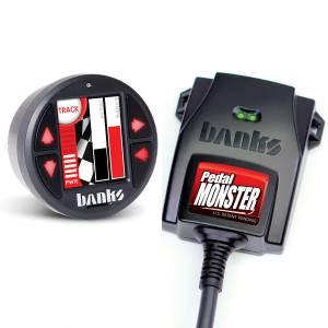 PedalMonster Kit Aptiv GT 150 6 Way With iDash 1.8 Banks Power - Image 1