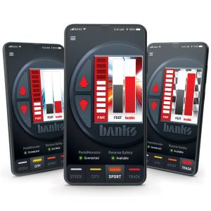 PedalMonster Kit Aptiv GT 150 6 Way With iDash 1.8 Banks Power - Image 4