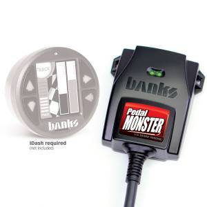 PedalMonster Kit Aptiv GT 150 6 Way Stand Alone For Use With iDash 1.8 Banks Power - Image 1