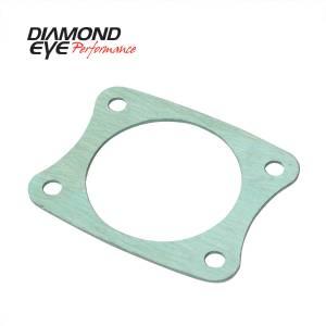 Diamond Eye Performance - Diamond Eye Performance PERFORMANCE DIESEL EXHAUST PART-HIGH TEMPURATURE EXHAUST GASKET FOR 4 BOLT ADAPT 4001 - Image 2