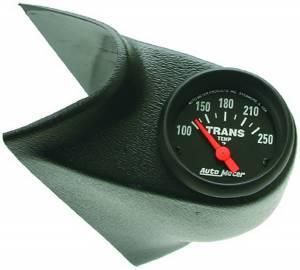 AutoMeter - AutoMeter Diesel Gauge Kit; A-Pillar; Ford 99-07; Trans Temp; 250deg. F; Z Series 7070