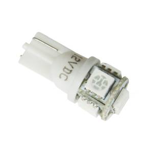 Accessories - AutoMeter - AutoMeter LED Bulb; Replacement; T3 Wedge; White 3288